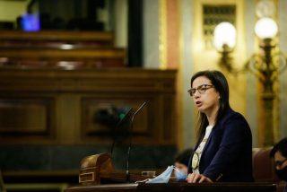 Una diputada del PP resume en 73 segundos la 'punta del iceberg' de la corrupción del PSOE y Podemos