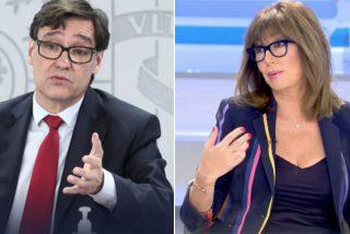 "Ana Rosa Quintana dispara la pregunta clave a Illa: ""¿Hubiera tenido narices con Cataluña?"""