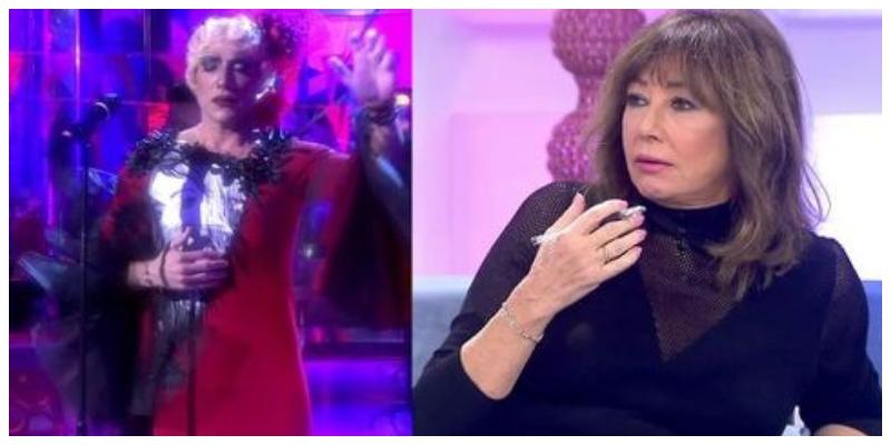 El mosqueo sin precedentes de Ana Rosa Quintana con Antonio David Flores por disfrazarse de Rocío Jurado