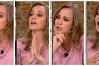 """Tania Sánchez se pone de los nervios en laSexta con un divulgador económico: """"¡No te rías!"""""""