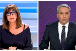 """Ana Rosa y Vicente Vallés abochornan al Gobierno en TV por mimar a las comunidades socialistas y acosar a Madrid: """"¡Illa está obsesionado!"""""""