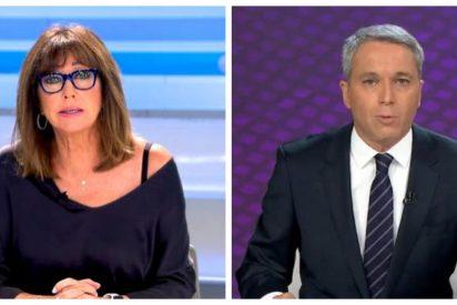 Ana Rosa y Vallés abochornan al Gobierno en TV por mimar a las comunidades socialistas y acosar a Madrid