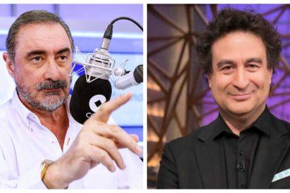 El sueño de Pepe Rodríguez: tener a Carlos Herrera en los fogones de 'Masterchef'