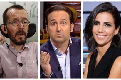 Iker Jiménez desmonta a 'Newtrola' y Echenique después de ser censurado en Facebook