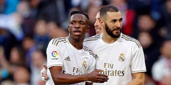 """Madridistas contra Benzemá por la 'puñalada' a Vinicius: """"Luego que por qué no le llaman de Francia"""""""
