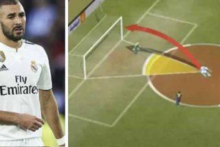 Los peores fallos de Benzema, el supuesto mentor que ahora raja de Vinicius