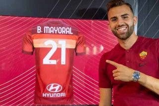 """Borja Mayoral: """"Zidane quería que yo me quedase, su intención era vender a Jovic"""""""