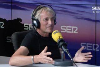 """Jesús Calleja está satisfecho de su masaje y blanqueo a Fernando Simón: """"Hubiese sido de necios no entrevistarle"""""""