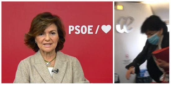 Carmen Calvo cancela su escapada a Córdoba en pleno puente por miedo a marcarse un 'Celaá'