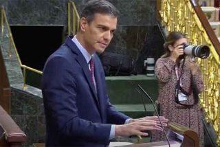 Sánchez, retratado: anuncia que paraliza la reforma del CGPJ tras el tirón de orejas de la UE