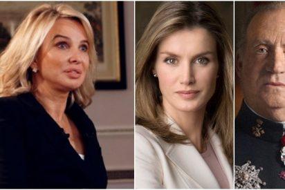 """Vetos, hostilidad y amenazas: Corinna Larsen tira de la manta y destapa la """"guerra fría"""" de don Juan Carlos contra Letizia"""