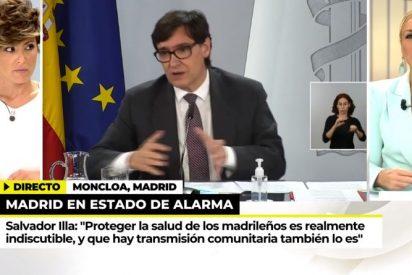 """Cristina Cifuentes, contra el 'decretazo' del Gobierno de Sánchez: """"Esto lo ha hecho por sus cojones"""""""