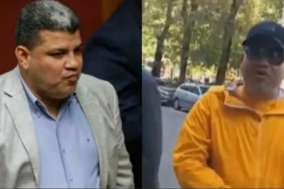 ¿Un nuevo 'Delcygate'?: graban a un sancionado aliado de Maduro de 'shopping' por Madrid