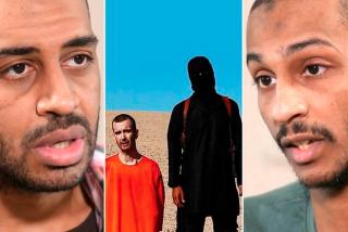 Los terroristas del ISIS denominados los 'Beatles' serán extraditados a EEUU
