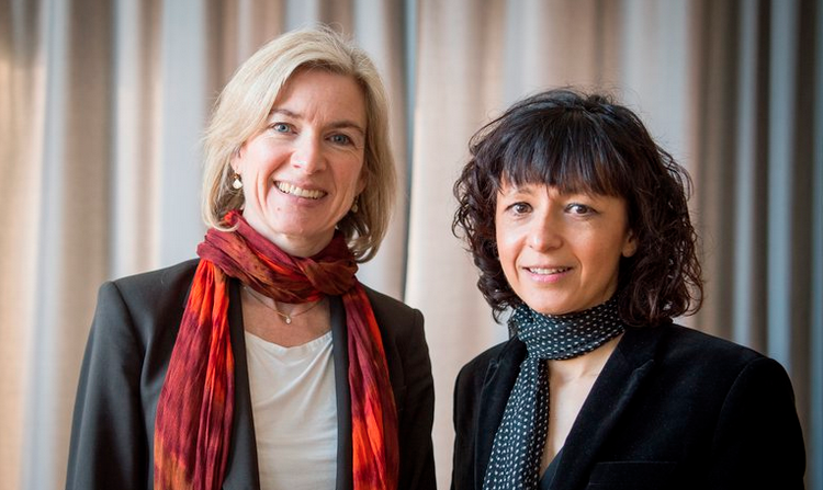 El premio Nobel de Química a dos mujeres por sus excepcionales trabajos en edición genética