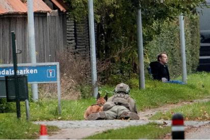 La fallida fuga de Peter Madsen, el asesino danés de una periodista en un submarino artesanal