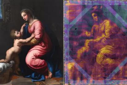 Cómo la física de partículas confirma la autenticidad de una obra de Rafael