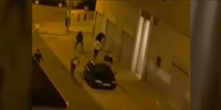 Los 'menas' que adora Pedro Sánchez: Un juez manda a prisión a tres jóvenes marroquíes por su salvaje agresión en San Blas