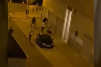Un juez manda a prisión a tres jóvenes marroquíes por su salvaje agresión en San Blas
