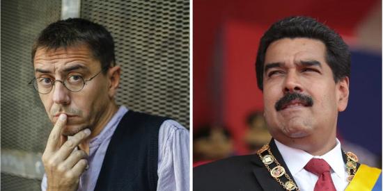 Monedero, condenado por cobrar de la Complutense mientras recibía dinero manchado de sangre de la dictadura de Maduro