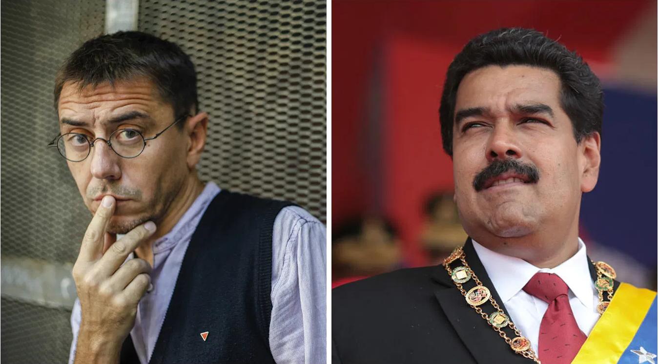 Monedero, condenado por cobrar de la Complutense mientras recibía dinero ensangrentado de Maduro