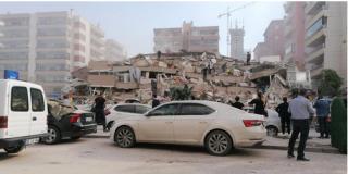 Un terremoto de 6,7 grados sacude a Grecia y a Turquía