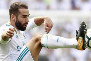 Llueve sobre mojado para el Real Madrid: ahora se lesiona Carvajal