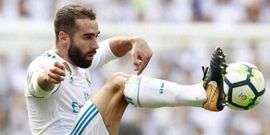 Dani Carvajal renueva y vestirá la camiseta del Real Madrid hasta 2025