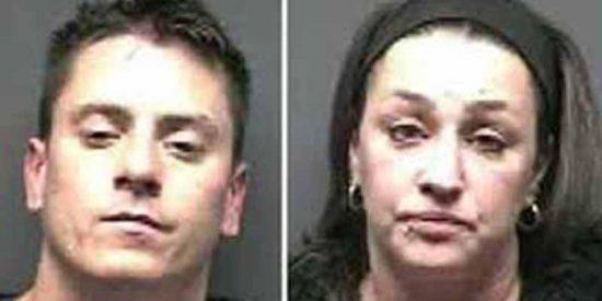Sentencian a la pareja que robó un banco durante su primera cita de Tinder
