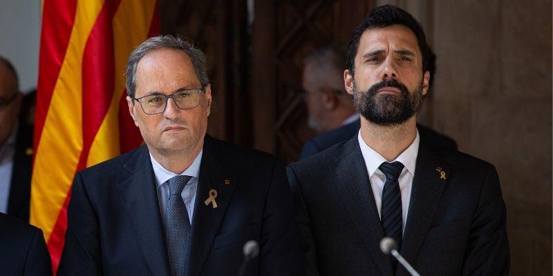 Cataluña, compuesta y sin presidente: las elecciones serán el próximo 14 de febrero