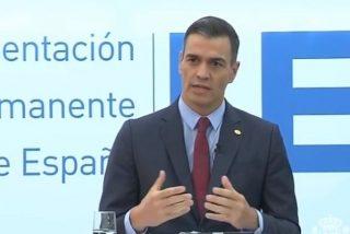 Sánchez, a lo suyo: en plena crisis económica suelta que el sistema actual de pensiones es sostenible