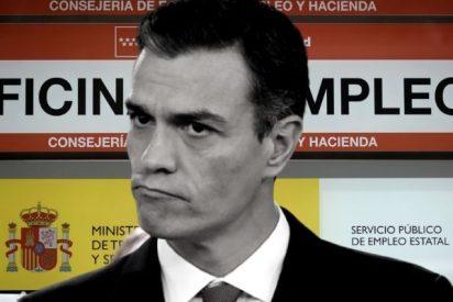 Sánchez nos vende la moto y dice que el dineral europeo servirá para crear 800.000 puestos de trabajo de la nada