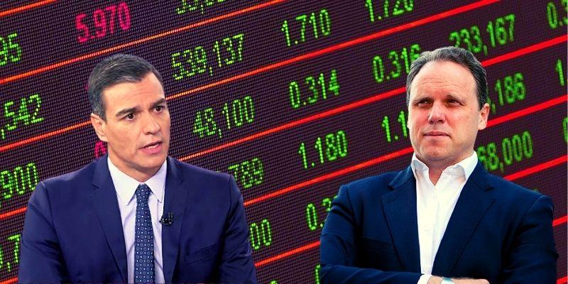 """Daniel Lacalle baja de la nube a Sánchez por su 'show' en el plan económico: """"¡Sus promesas son falsas!"""""""