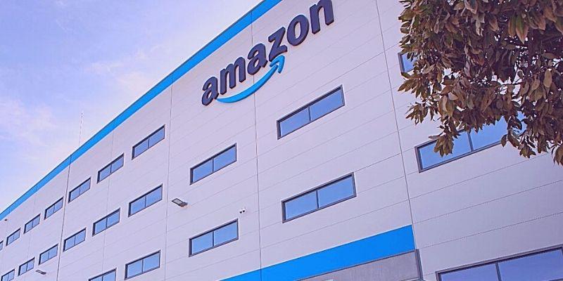 Inspección da de alta a casi 3.000 repartidores de Amazon por una denuncia de la UGT