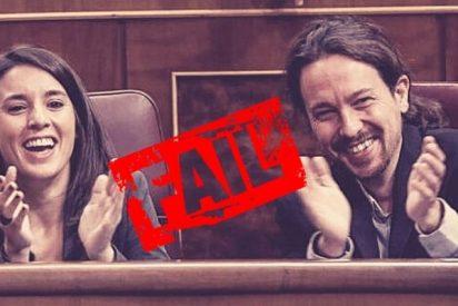 Los españoles suspenden a Montero e Iglesias: son los ministros peor valorados