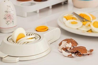 Cómo hacer el huevo cocido perfecto: la clave está en el tiempo de cocinado