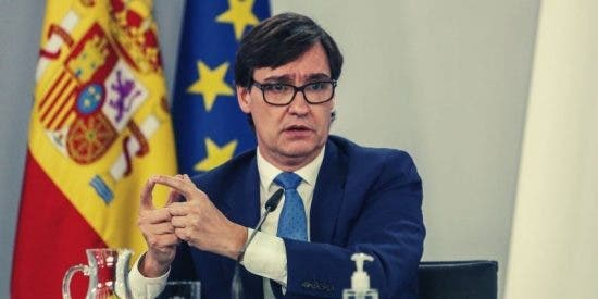 """""""Vienen semanas muy duras"""": Salvador Illa ahora no descarta un toque de queda en toda España"""