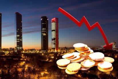 El turismo retrocede a niveles de 1995 y pierde 106.000 millones de euros
