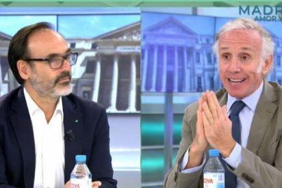 """Inda avergüenza a los medios izquierdistas por blanquear a ETA: """"¡Es un asco y una repugnancia!"""""""