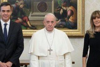 """El contundente mensaje del Papa a Pedro Sánchez: """"Es muy triste cuando las ideologías se apoderan de una nación"""""""