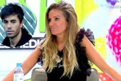 Marta López deja alucinando a todos al confesar que se 'acostó' con Enrique Iglesias