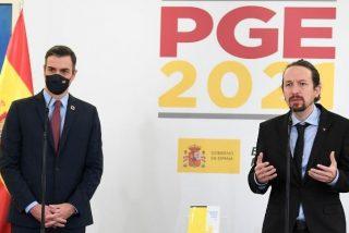 El Gobierno de Sánchez e Iglesias sube los impuestos a las empresas para pagar su orgía de gasto público mientras los españoles van a la ruina