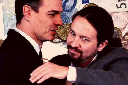 El Gobierno Sánchez desoye la crisis y vuelve a subir las pensiones un 0,9%