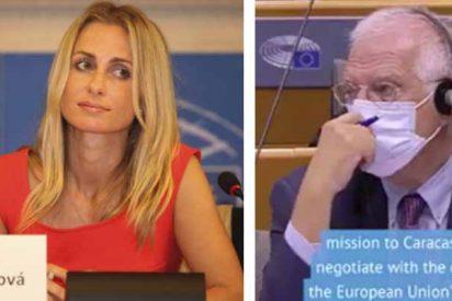 Varapalo descomunal de la vicepresidenta de la Eurocámara a Borrell por apoyar a Maduro