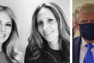 Las cintas de Melania: el nuevo 'golpe' que prepara la examiga de la primera dama contra Donald Trump