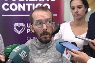Echenique saca pecho por predecir la pelea entre las derechas y en Twitter vaticinan con mucha guasa el futuro del podemita