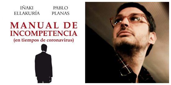 """Entrevista al periodista Iñaki Ellakuría (El Mundo): """"Fernando Simón es un personaje de Monty Python en medio de una tragedia"""""""