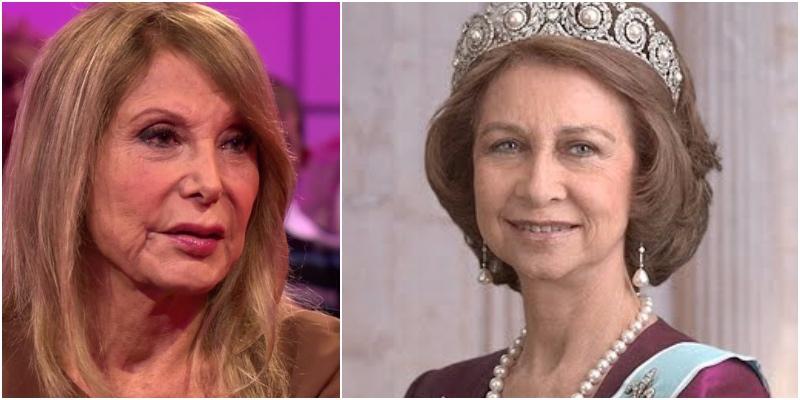 """Pilar Eyre: """"Sin el rey Juan Carlos, la reina Sofía sería una princesa griega, pobre y exiliada"""""""