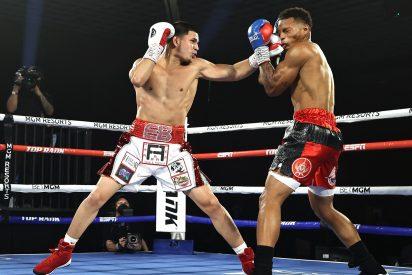 "El boxeador Edgar Berlanga: ""¡Soy un maldito monstruo!"""