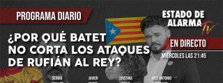 TERTULIA / ¿Por qué Meritxell Batet no corta los ataques de Rufián al Rey?